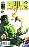 Cover for Hulk and Power Pack (Marvel, 2007 series) #2