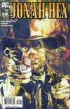 Cover for Jonah Hex (DC, 2006 series) #18
