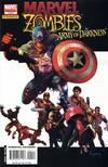 Cover for Marvel Zombies / Army of Darkness (Marvel / Dynamite Entertainment, 2007 series) #4