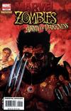 Cover for Marvel Zombies / Army of Darkness (Marvel / Dynamite Entertainment, 2007 series) #5