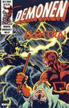 Cover for Demonen (Semic, 1986 series) #2/1986