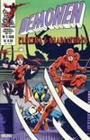 Cover for Demonen (Semic, 1986 series) #5/1986