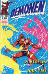 Cover for Demonen (Semic, 1986 series) #7/1986