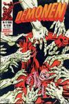 Cover for Demonen (Semic, 1986 series) #8/1986