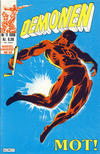 Cover for Demonen (Semic, 1986 series) #11/1986