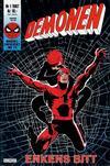 Cover for Demonen (Semic, 1986 series) #1/1987