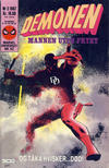 Cover for Demonen (Semic, 1986 series) #3/1987