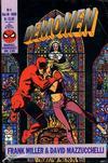 Cover for Demonen (Semic, 1986 series) #4/1989