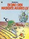 Cover for Den maskerte agurk - En dag i Den maskerte agurks liv (Semic, 1985 series)