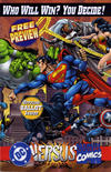 Cover Thumbnail for DC Versus Marvel / Marvel Versus DC Consumer Preview (1995 series) #[nn]