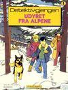 Cover for Detektiv-gjengen (Hjemmet / Egmont, 1984 series) #1 - Udyret fra alpene