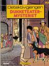 Cover for Detektiv-gjengen (Hjemmet / Egmont, 1984 series) #2 - Dukketeatermysteriet