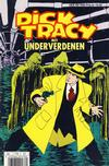 Cover for Dick Tracy mot underverdenen (Hjemmet / Egmont, 1990 series)