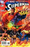 Cover for Superman (DC, 2006 series) #666