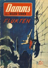 Cover for Damms Billedserier [Damms Billed-serier] (N.W. Damm & Søn [Damms Forlag], 1941 series) #8/1943