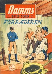 Cover Thumbnail for Damms Billedserier [Damms Billed-serier] (N.W. Damm & Søn [Damms Forlag], 1941 series) #11/1943