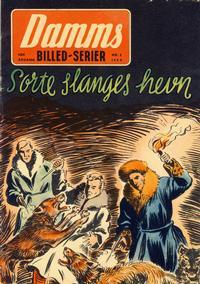 Cover Thumbnail for Damms Billedserier [Damms Billed-serier] (N.W. Damm & Søn [Damms Forlag], 1941 series) #3/1944