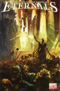 Cover Thumbnail for Eternals (Marvel, 2006 series) #7