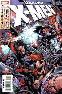 Cover Thumbnail for The Uncanny X-Men (Marvel, 1981 series) #484