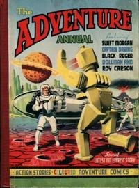 Cover Thumbnail for Adventure Annual (T. V. Boardman, 1953 series) #1