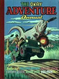 Cover Thumbnail for Okay Adventure Annual (T. V. Boardman, 1955 series) #1