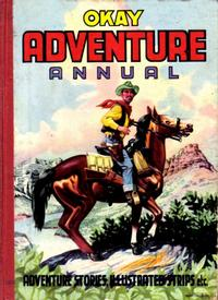 Cover Thumbnail for Okay Adventure Annual (T. V. Boardman, 1955 series) #2