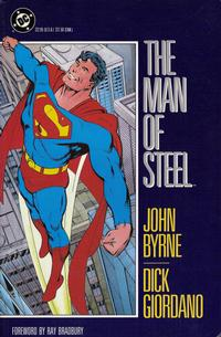 Cover Thumbnail for The Man of Steel (DC, 1987 series)  [First Edition]