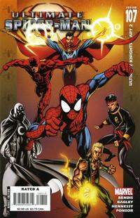 Cover Thumbnail for Ultimate Spider-Man (Marvel, 2000 series) #107