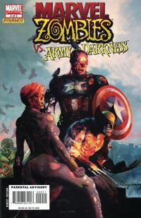 Cover Thumbnail for Marvel Zombies / Army of Darkness (Marvel / Dynamite Entertainment, 2007 series) #2