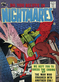 Cover Thumbnail for Do You Believe in Nightmares (St. John, 1957 series) #1
