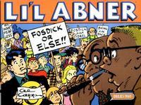 Cover Thumbnail for Li'l Abner Dailies (Kitchen Sink Press, 1988 series) #26