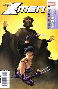 Cover Thumbnail for New X-Men (Marvel, 2004 series) #36