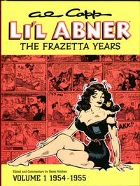 Cover Thumbnail for Al Capp's Li'l Abner: The Frazetta Years (Dark Horse, 2003 series) #1