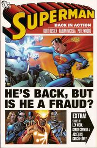Cover Thumbnail for Superman: Back in Action (DC, 2007 series)