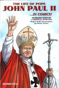 Cover Thumbnail for The Life of Pope John Paul II ... In Comics! (NBM, 2006 series) #[nn]