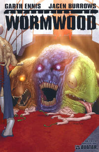 Cover Thumbnail for Garth Ennis Chronicles of Wormwood (Avatar Press, 2007 series) #3 [Cover B]