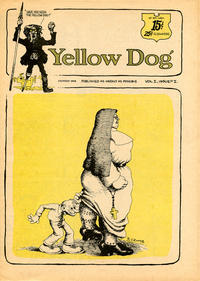 Cover Thumbnail for Yellow Dog (The Print Mint Inc, 1968 series) #1 [1st printing]
