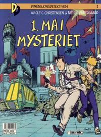 Cover Thumbnail for Dimensjonsdetektiven (Semic, 1993 series) #1