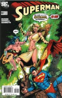 Cover Thumbnail for Superman (DC, 2006 series) #661