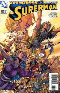 Cover Thumbnail for Superman (DC, 2006 series) #663