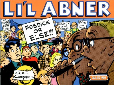 Cover for Li'l Abner Dailies (Kitchen Sink Press, 1988 series) #26