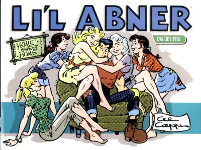 Cover for Li'l Abner Dailies (Kitchen Sink Press, 1988 series) #27