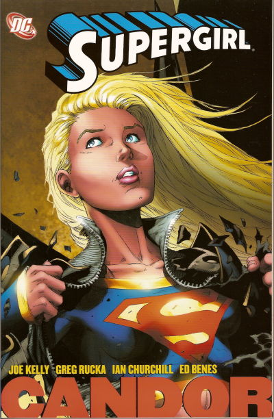Cover for Supergirl: Candor (DC, 2007 series)