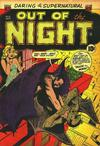 Cover for Out of the Night (American Comics Group, 1952 series) #9