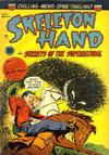 Cover for Skeleton Hand in Secrets of the Supernatural (American Comics Group, 1952 series) #4