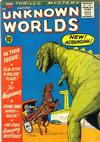 Cover for Unknown Worlds (American Comics Group, 1960 series) #2