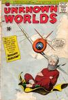 Cover for Unknown Worlds (American Comics Group, 1960 series) #3