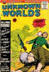 Cover for Unknown Worlds (American Comics Group, 1960 series) #4