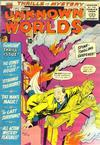 Cover for Unknown Worlds (American Comics Group, 1960 series) #5