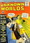 Cover for Unknown Worlds (American Comics Group, 1960 series) #6